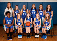 Genoa Girls Basketball 2013-2014