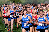 10/15/16 Girls Cross Country
