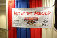 Art At The Arnold 2014